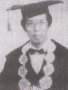 Prof. Topo Harsono