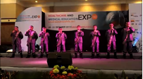 """Mesmerizers"" Lomba Vokal Grup Healthcare and Medical Education Expo Hasan Sadikin Hospital 2013"